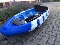 Sea fishing kayak!!!