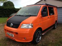 VW T5 Campervan (2007)