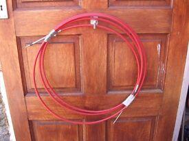 Marine Morse Control Cable