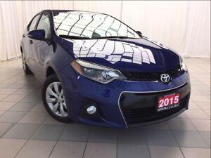 2014 Toyota Corolla S *JUST 31,405 KM !*