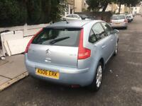 2006 CITROEN C4 vtr+ FULL LEATHER SEATS FULLY ELECTRIC WITH MOT BARGAIN