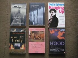 6 Charming Novels - Captivating Reading at a knockdown price