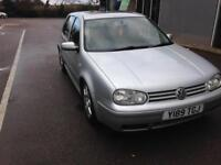 Golf tdi s mk4 (with regulable suspension )