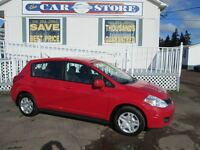 2010 Nissan Versa 5 DOOR HATCHBACK!! AIR!! 6 SPD STD!! POWER WIN