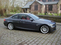 BMW 3 Series 320d M Sport Coupe