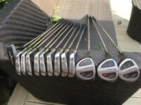Left Handed Golf Clubs all in good condition