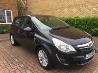 Excellent condition Black 1.4 i 16v SE Vauxhall Corsa for sale