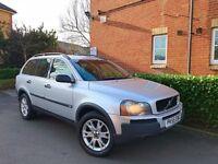 "2005 55 REG Volvo XC90 2.4 D SE AWD Auto 5dr ( 7 seats ) "" HPI CLEAR """