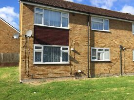 Newly refurbished 1 bed ground floor flat to rent in Cheshunt. Close to train station. £950