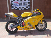 Ducati 749S 2002 Very Good Condition For Year A Real Head Turner