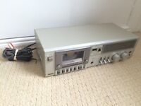 Technics RS-M215 Dolby Stereo Cassette Deck - Very Good Working Condition