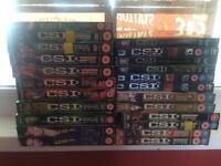 CSI Box sets Seasons 1 to 14 £5