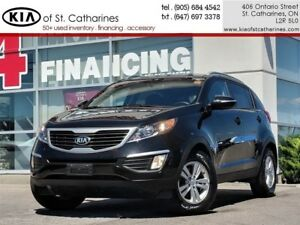 2013 Kia Sportage LX | Heated Seat | Cruise | Alloy Rims