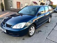Immaculate Mitsubishi Lancer. 1 owner from new full service history. AUTOMATIC