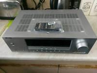 Yamaha rx-v361 natural sound 5.1 stereo home cinema Amplifier tuner