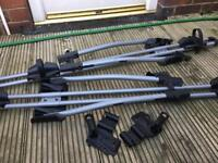 Thule roof cycle rack(two)