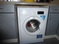 Indesit washing machine & separate condenser dryer