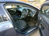 Vauxhall Isignia 2L 160 hp 2009