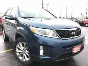 2014 Kia Sorento EX, Sunroof, Leather, AWD, Rear Camera