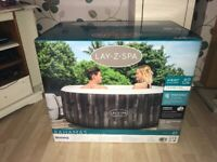 Lazy spa Bahamas (new and sealed with warranty)