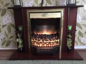 Fire Place in good working order