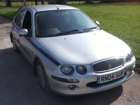 2004 ROVER 25 1.4, MOT APRIL 2018, ONLY 72,000 MILES, ONLY £395