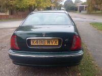 Rover 45 Connoisseur **very low mileage** short mot 200
