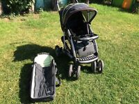 Graco Quattro Travel System Excellent condition