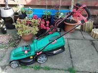 Qualcast 1600wat rotary lawnmower