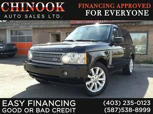 2006 Land Rover Range Rover Supercharged V8 4.2L 4WD Fully Loade