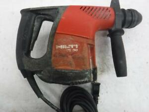 Hilti TE-30 Hammer Drill For Sale. We Buy And Sell Used Power Tools.38395