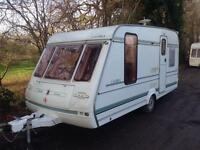 Compass 1996 2 berth in mint condition