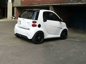Smart Brabus 451 XclusiveA RARE 13 PLATE Full Factory Package!