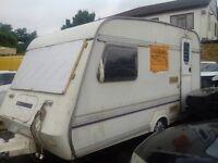 Caravan for sale or repaier.