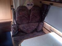 """L/H/DRIVE"""" 2.5 DIESEL 5 BERTH MOT'D {may take px@ 7.5K }TODAY ONLY BUY ME NOW £6500 AND DRIVE AWAY"""