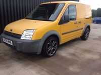 2006 Ford Transit Connect 1.8 TDCi T200 SWB L Low Roof 5dr Alloy Wheels 12 Months MOT May Px