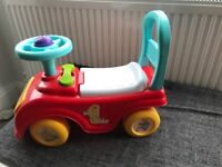 Fisher Price 1st Ride On Toy