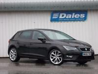 Seat Leon 1.4 Ecotsi 150 FR 5Dr [technology Pack] Hatchback (midnight black) 2015