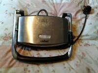 Panini flat toaster