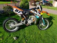 KTM 85 motocross 2011 excellent condition