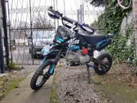 160 wpb twin pitbike