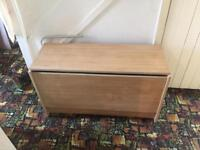 Toy chest, cabinet cupboard toy trunk
