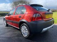 Rover, STREETWISE, Hatchback, 2006, Manual, 1396 (cc), 5 doors