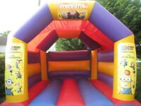 BOUNCY CASTLE HIRE East Kent area - (book now for future date)