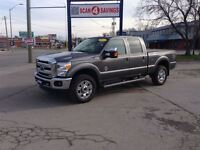 2014 Ford F-250 Lariat SuperCrew *4X4 *Diesel *Leather *MoonRoof