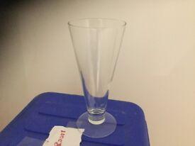 Ice cream Sundae/knickerbocker glory glasses, new, unused.