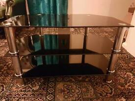 Tv stand great condition offers