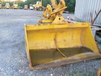 Buckets for Sale - Ditching, grapple, backhoe & Swale bucket