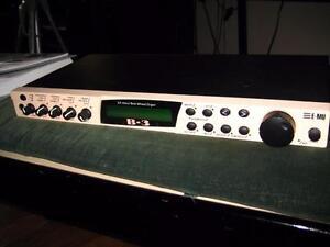 E-MU B3 SOUND MODULE