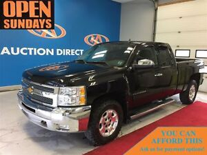 2013 Chevrolet Silverado 1500 LT, 4X4, ALLOYS, BLUETOOTH!